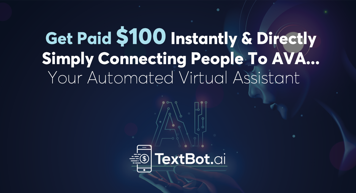 Our AI SMS Chatbot Saves You Time While Making You More Money With LESS WORK!