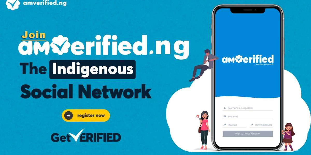Join Amverified.ng - The Indigenous Social Network