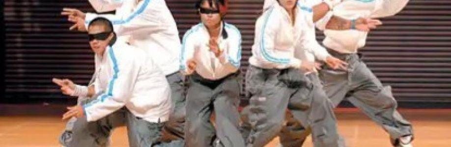 official dance crew members
