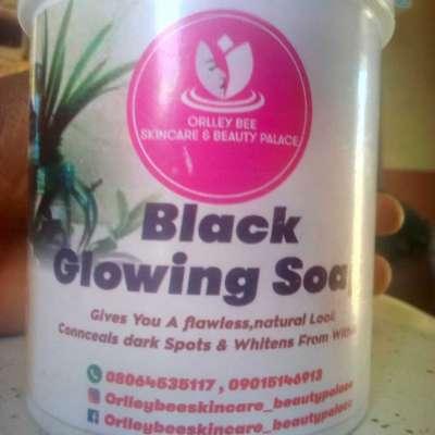 Black glowing soap Profile Picture